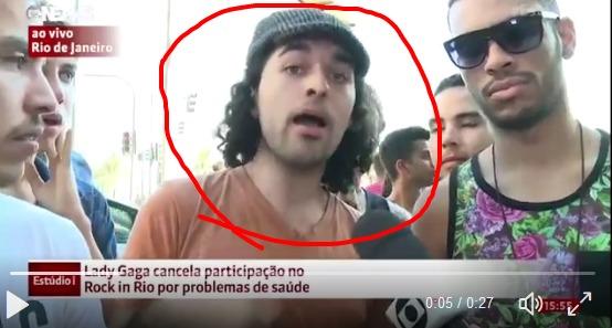 O verdadeiro responsável pelo cancelamento do show da Lady Gaga no Rock in Rio