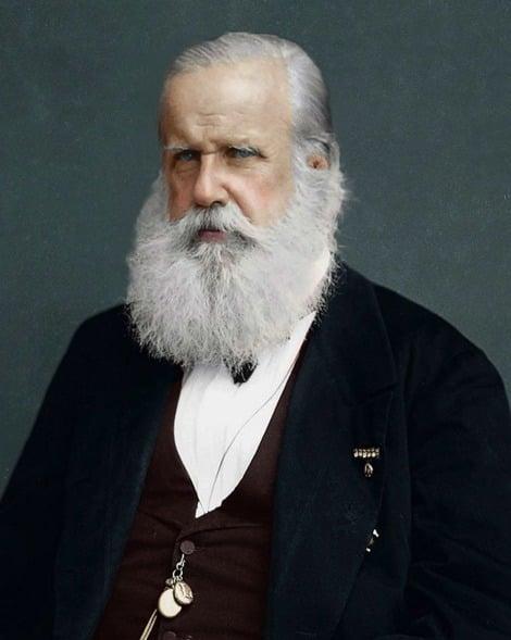Dom Pedro II, último imperador brasileiro