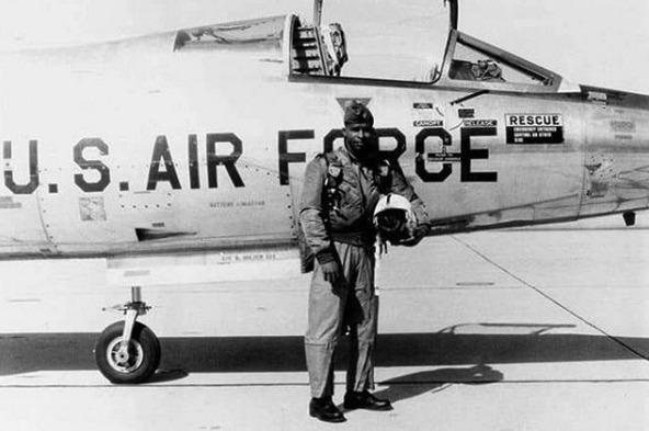 Robert Lawrence seria o primeiro astronauta negro a chegar no espaço, no entanto, morreu em 1967, antes de realizar seu sonho