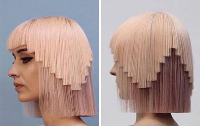 Os cortes de cabelo mais esquisitos que você verá hoje