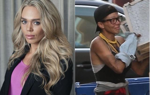 Ex-esposa de ator de série de sucesso vive como mendiga nas ruas de Los  Angeles - O Buteco da Net