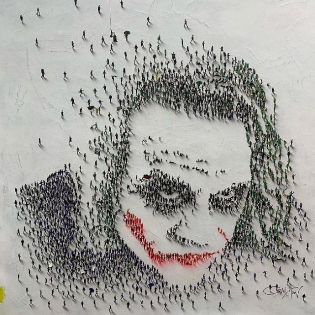 Tem Na Web - Esta imagem tem detalhes bem interessantes; confira o zoom
