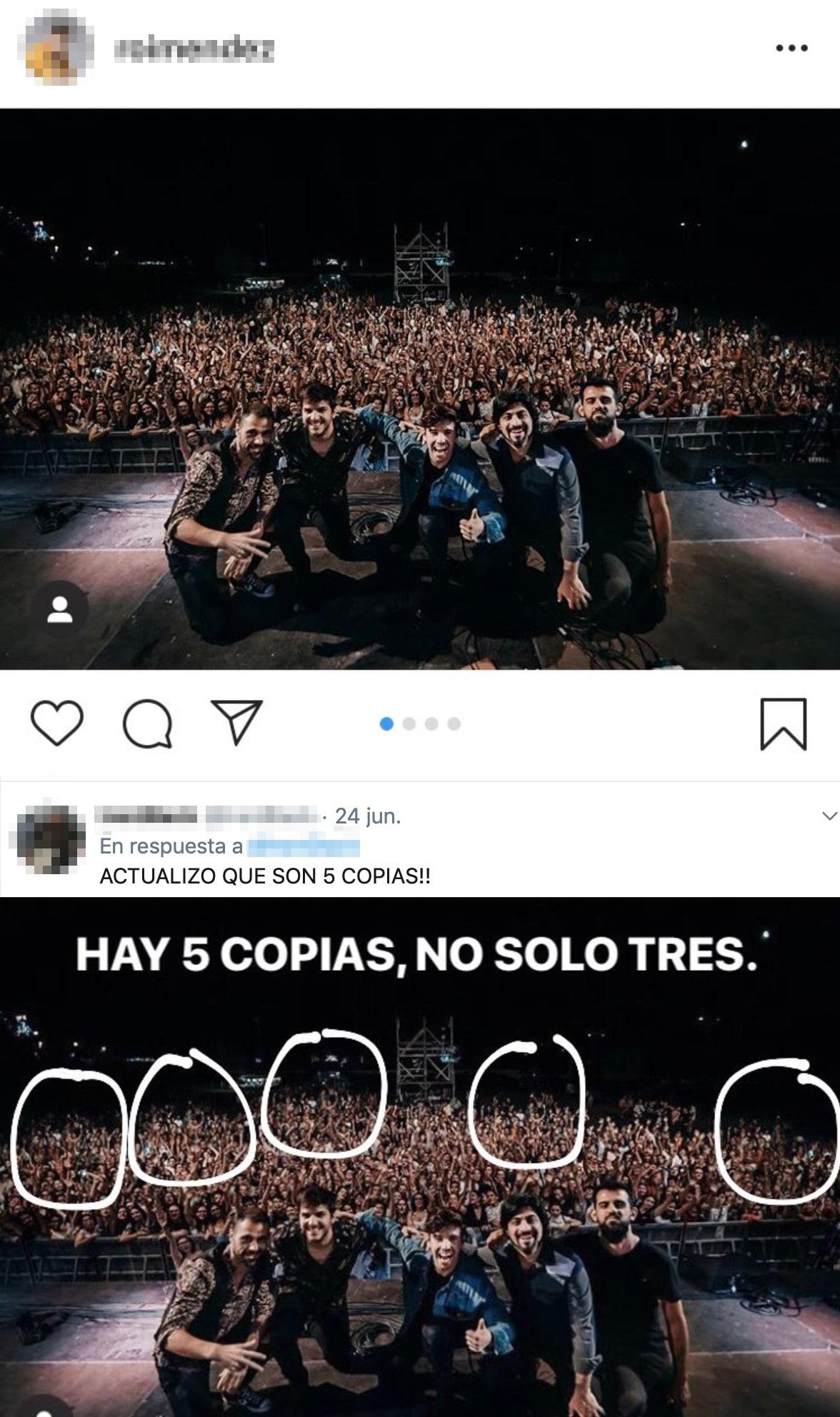 antor espanhol pediu que designer