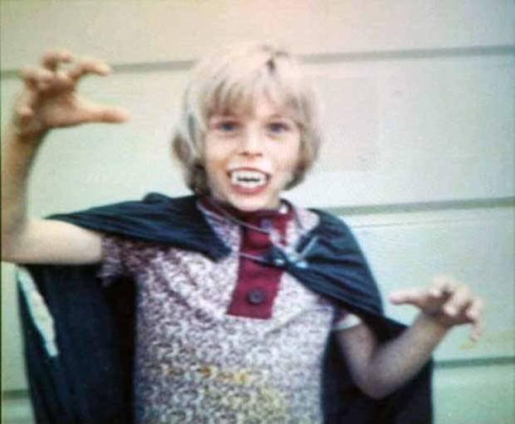 Kurt Cobain, em 1970
