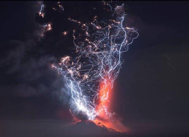 Erupção do vulcão Calbuco, Chile