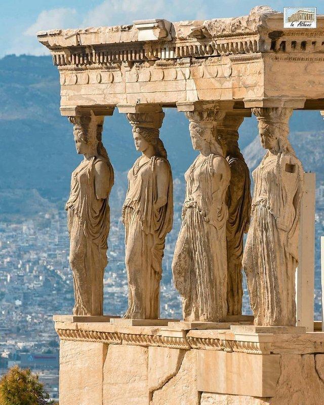 Arquitetura da antiga Grécia