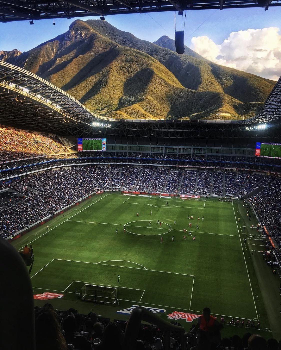 Estádio BBVA - Monterrey, México
