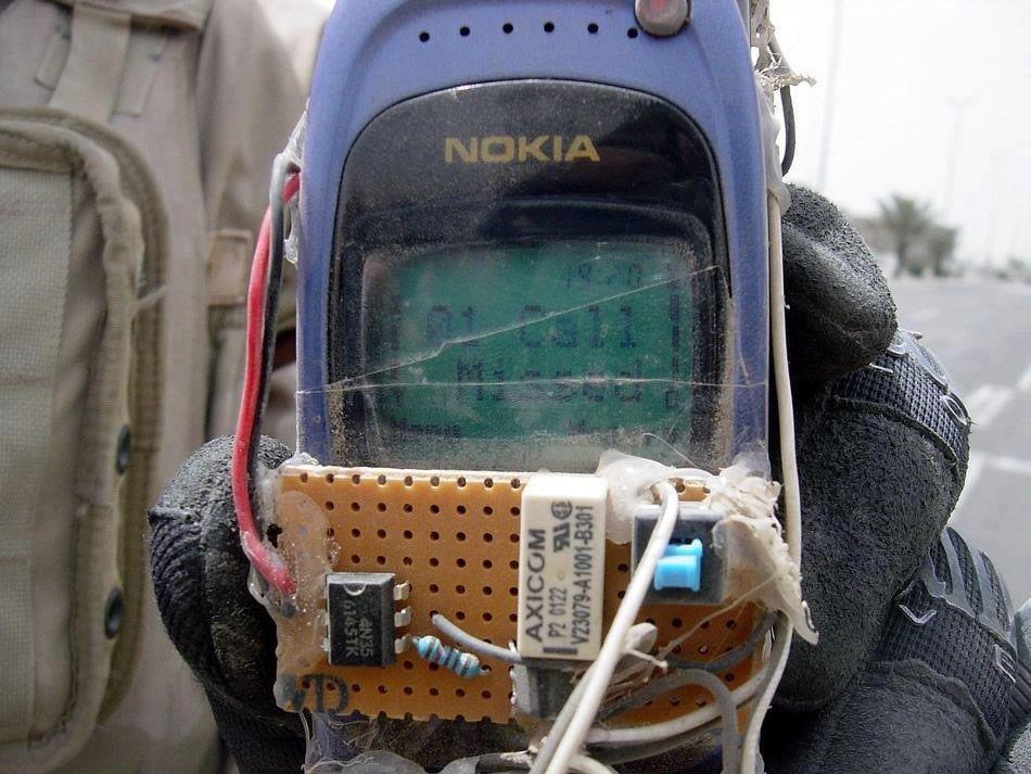 1 chamada perdida: o sistema foi desativado antes que a chamada que detonaria a bomba fosse recebida