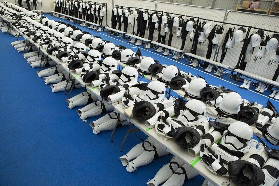 Camarim de Star Wars: Episódio VII - O Despertar da Força