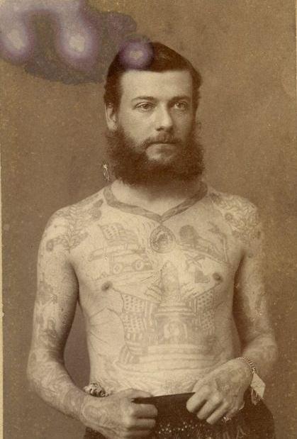 Martin Hidelbrandt foi o primeiro tatuador profissional conhecido nos Estados Unidos. Ele ficou mais conhecido durante a Guerra Civil Americana (1861-1864) quando viajou pelo Norte e Sul tatuando soldados