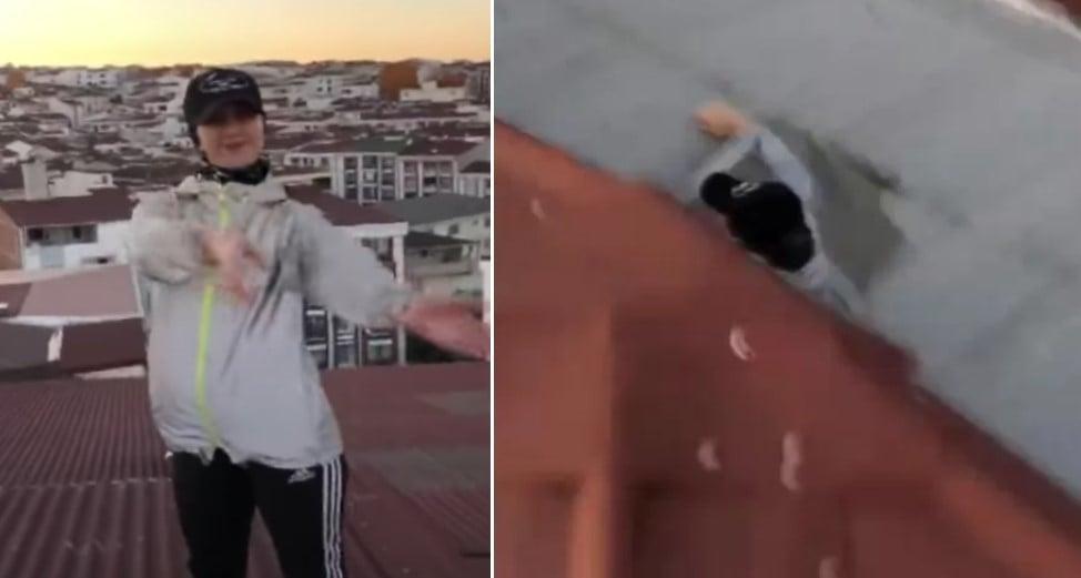 Jovem morre ao cair de telhado enquanto gravava vídeo para o TikTok