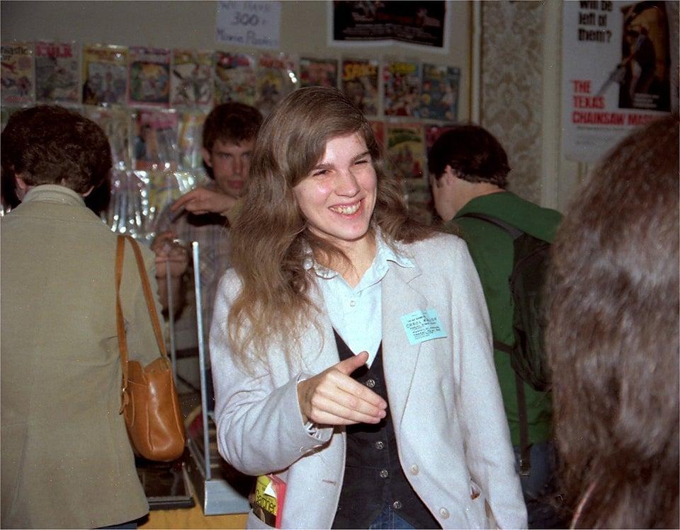 Carol Kalish - Gerente de Vendas Diretas da Marvel Comics, pioneira nas lojas de quadrinhos e do mercado direto e figura mais importante dos quadrinhos, que provavelmente você nunca ouviu falar (1982).