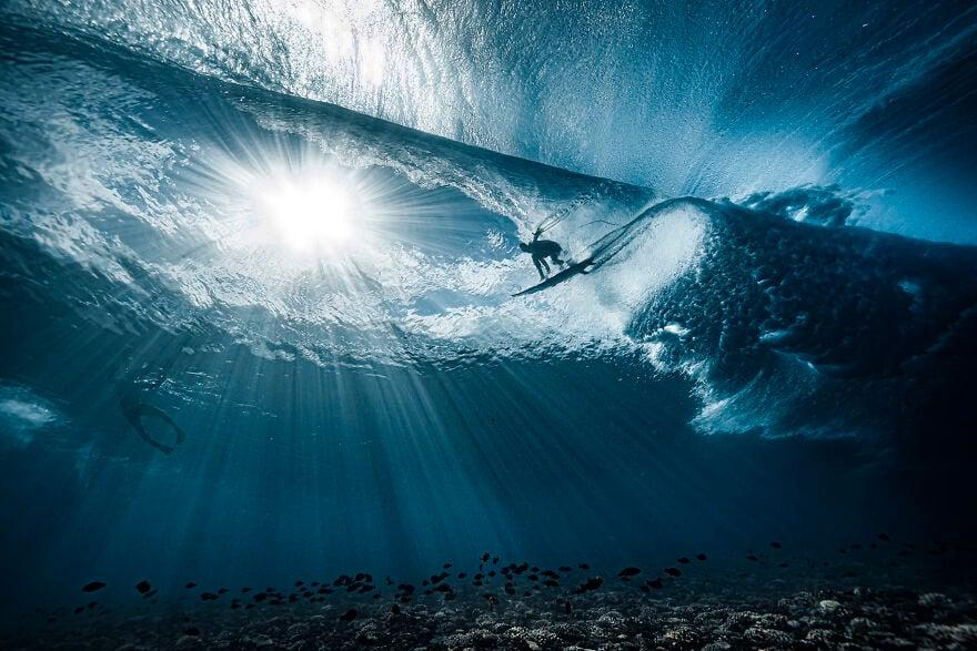 Fotógrafo de aventura, Ben Thouard