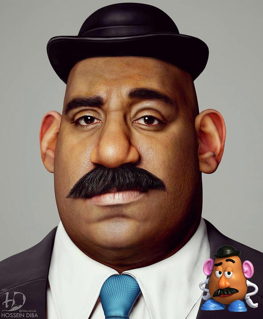 Sr. Batata do Toy Story