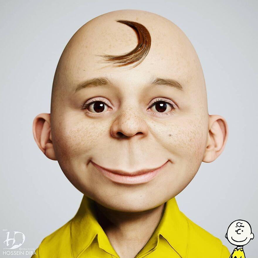 Charlie Brown do Snoopy