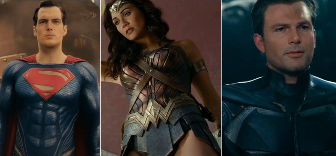 Como seria se antigos atores fizessem super heróis da atualidade